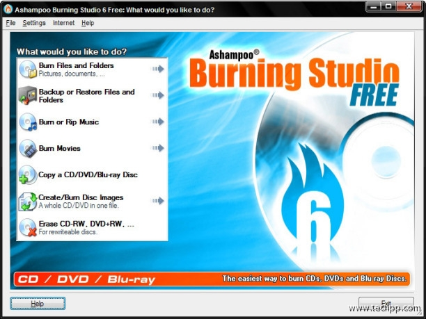 Ashampoo Burning Studio – Download for FREE!!