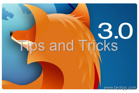 Firefox-3 Tips and Tricks!!