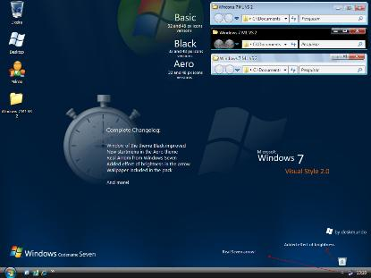 Windows 7 Themes for Vista and XP – Best on the Web