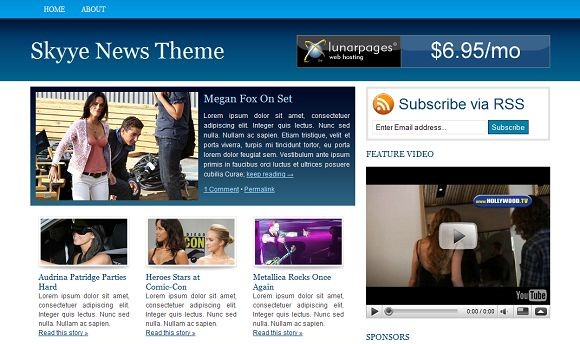 2008 12 27 234641 Free WordPress News Themes to download