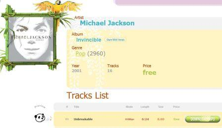 free-mj-invincible-mp3