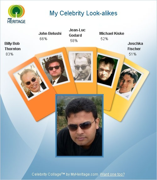 Who Is Your Celebrity Doppelganger? - playbuzz.com