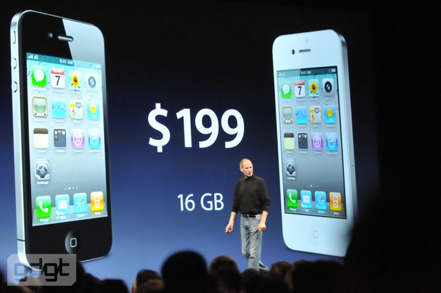 iPhone 4 Announced – Features, Pictures, Price, Release