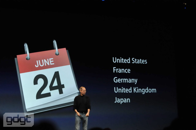 , iPhone 4 Announced – Features, Pictures, Price, Release